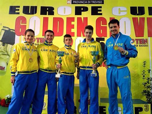 """wako-golden-glove Результати Кубку ЄвропиРезультати Кубку Європи """"Golden Glove""""wako golden glove -"""