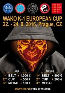 132526 WAKO K-1 European Cup132526  -