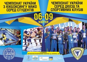 Плакат Броварі Відкритий Чемпіонат України серед ДЮСШ та студентів ВНЗPlakat Brovari  -