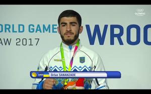 Сананзаде О Всесвітні Ігри 2017 кікбоксинг WAKOSananzade O  -