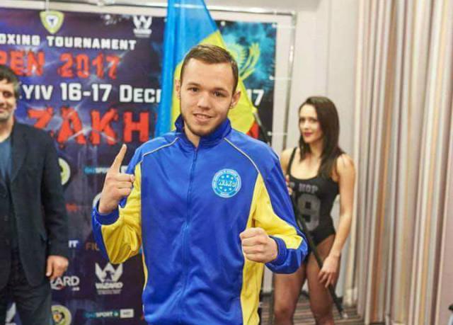 3-Дубіна Лідери українського кікбоксингу у 2017 році3 Dubina e1516268836994 -