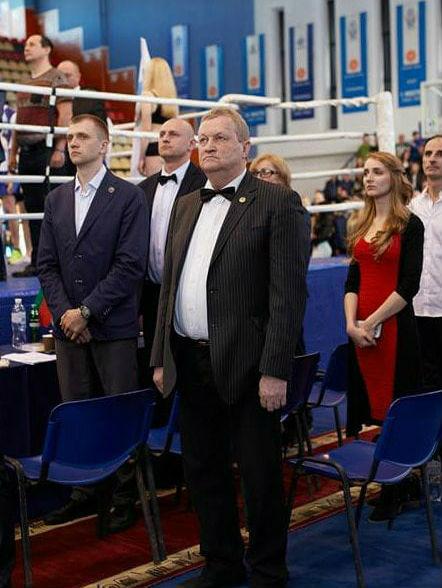 9-Медведьев Очі Феміди: топ-10 суддів у 2017 році9 Medvedev -