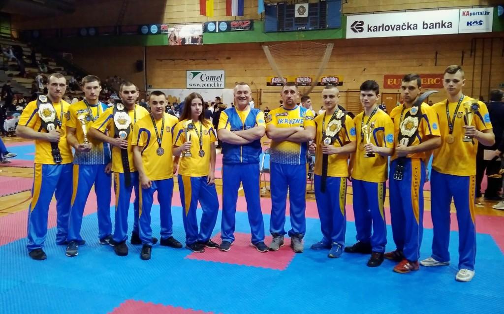 Karlovac-Open-2018-1 100% результативність українців на Кубку Європи-2018 у ХорватіїKarlovac Open 2018 1  -