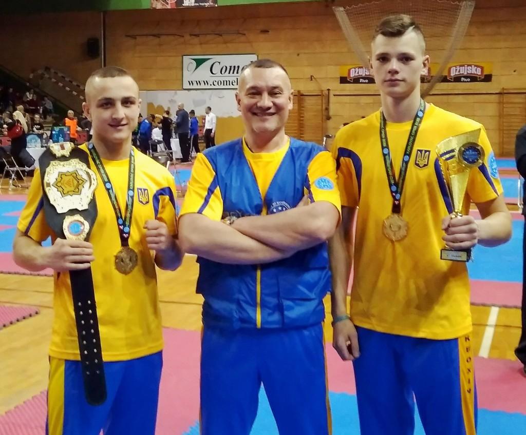 Karlovac-Open-2018-5 100% результативність українців на Кубку Європи-2018 у ХорватіїKarlovac Open 2018 5  -