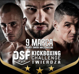 DSF Kickboxing Challenge – Twierdza-2018