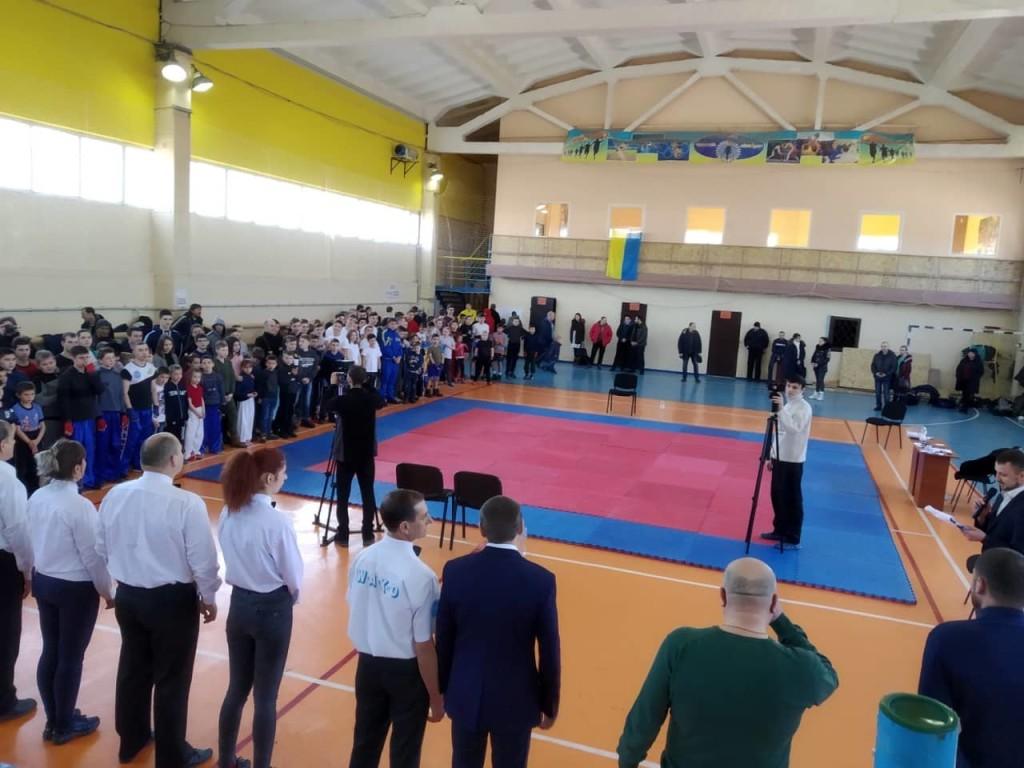 donechyna-champ-2019-1 Понад 200 кікбоксерів Донеччини боролися за збірну областіdonechyna champ 2019 1  -