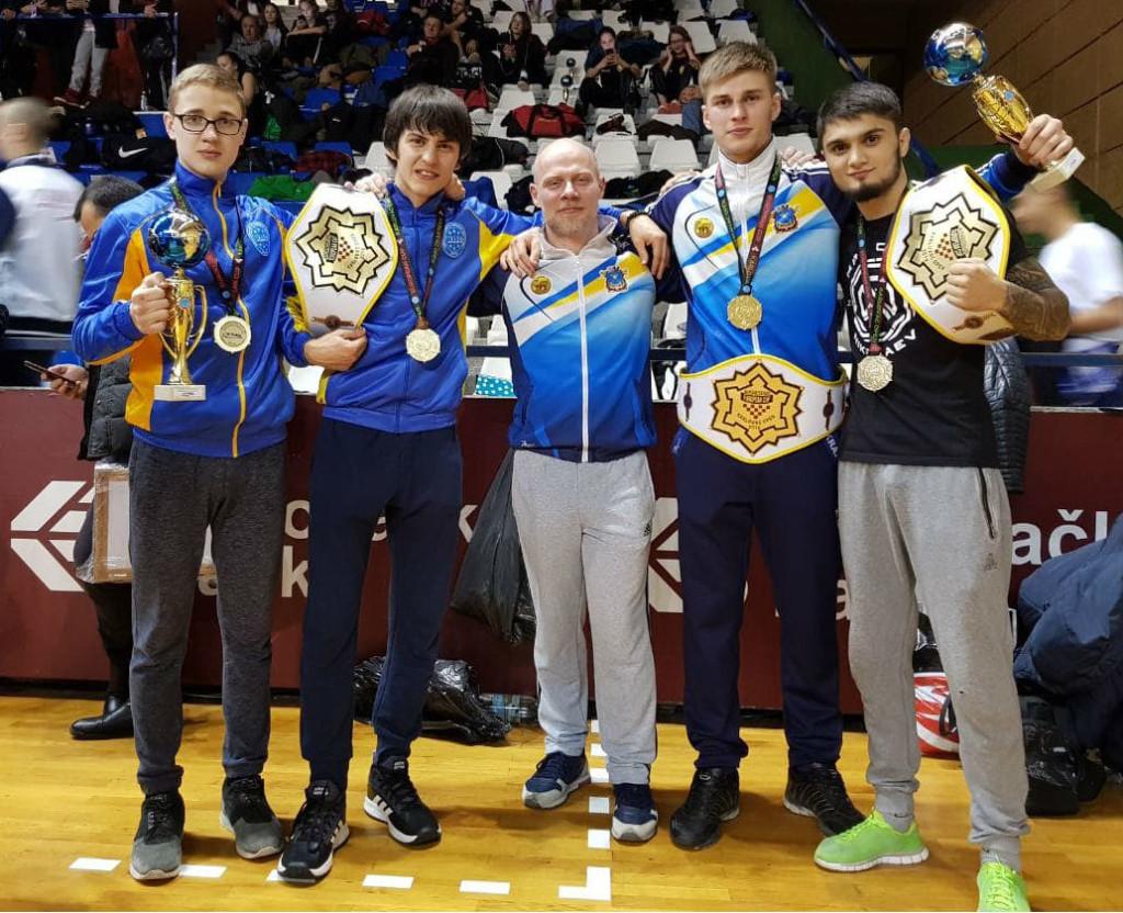 karlovac-open-2019-winners КЄ-2019 у Хорватії: українці - другі в рингу й шості у підсумкуkarlovac open 2019 winners  -